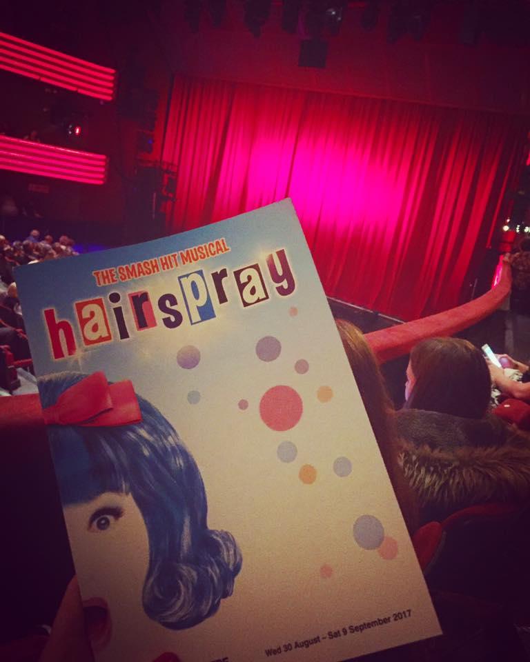 Hairspray programme